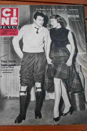 52 Tony Curtis Janet Leigh Maria Felix Yvonne De Carlo