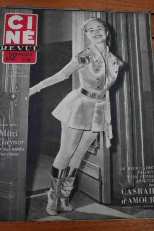 1952 Mitzi Gaynor Georges Guetary Viviane Romance