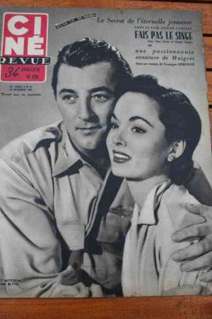 52 Robert Mitchum Ann Blyth Marilyn Monroe Betty Hutton