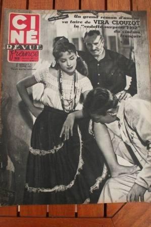 52 Montand Georges Guetary Vivien Leigh Farley Granger