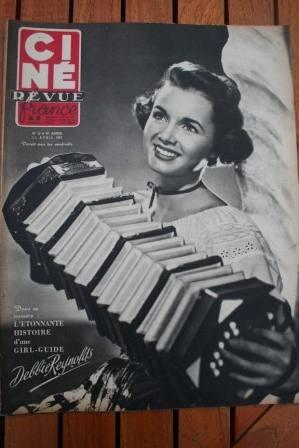 Debbie Reynolds Frank Sinatra Gene Kelly Leslie Caron