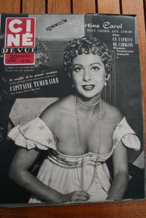 Martine Carol Gerard Philipe Georges Guetary Ann Blyth