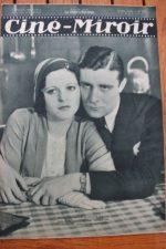 Magazine 1931 Tino Pattiera Fra Diavolo Charles Chaplin Easy Street Lili Damita