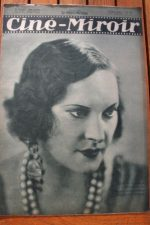 Magazine 1931 Gina Manes Marlene Dietrich Tramel Wera Engels Suzy Vernon Nanouk