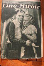 Magazine 1931 Lilian Harvey Henry Garat Annabella Douglas Fairbanks Fanny Clair