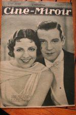 Magazine 1931 Suzy Vernon Mady Christians Dolly Davis Daniele Parola