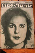 Magazine 1931 Leni Riefenstahl Charles Chaplin The Pawnshop Joe Hamman
