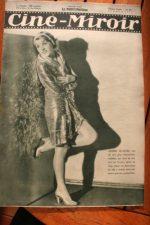 Magazine 1931 Jeanne Helbling Brigitte Helm Warner Baxter Tramel
