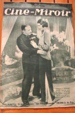 Magazine 1931 Dorville Germaine Aussey Anna May Wong Helene Robert