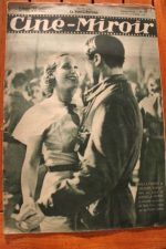 Magazine 1931 Rolla France Rene Clair Danielle Darrieux Maurice Chevalier
