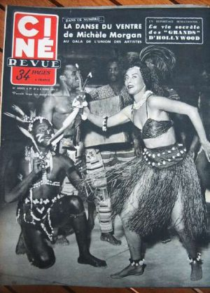 1953 Alan Ladd Rory Calhoun Gene Tierney Ray Milland