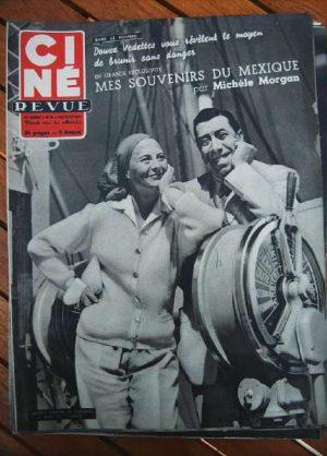 Morgan Tony Curtis Janet Leigh Harold Lloyd Jean Marais