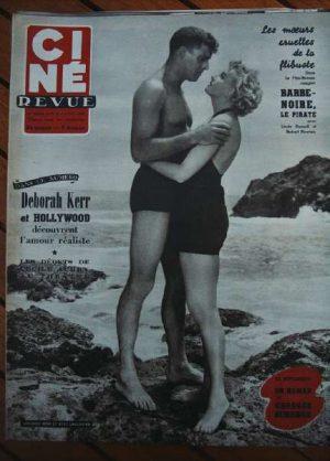 Deborah Kerr Marilyn Monroe Linda Darnell Clark Gable