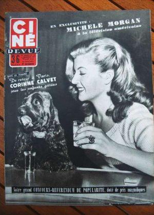 Corinne Calvet Marilyn Monroe Terry Moore Lana Turner