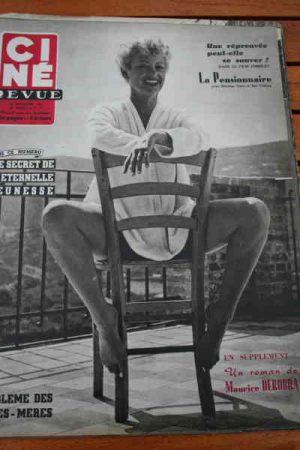 Martine Carol Rock Hudson Hildegarde Neff Raf Vallone