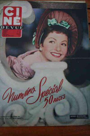 53 Zizi Jeanmaire Marilyn Monroe Alan Ladd Debra Paget