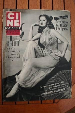 53 Arlene Dahl Marilyn Monroe Tyrone Power House Of Wax
