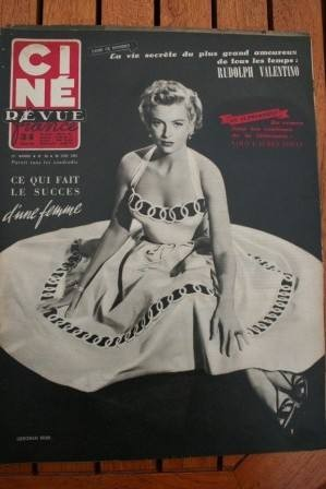 53 Deborah Kerr Rudolph Valentino Leslie Caron Hayward