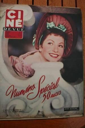 1953 Marilyn Monroe Zizi Jeanmaire Alan Ladd Danny Kaye