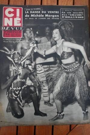 1953 Rory Calhoun Gene Tierney Ann Miller Rex Harrison