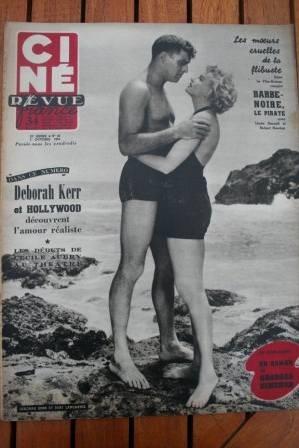 Deborah Kerr Burt Lancaster Linda Darnell Clark Gable