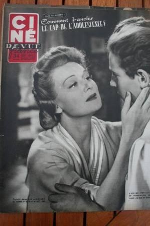 53 Laurence Olivier Claire Bloom Hildegarde Neff Barker