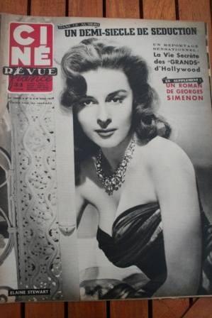 Elaine Stewart Laurence Olivier Vivien Leigh M Dietrich