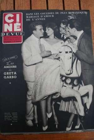 53 Michele Morgan Greta Garbo Pier Angeli Kirk Douglas