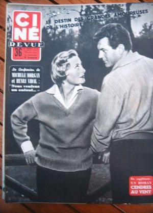 1954 Morgan Jeff Chandler Antonella Lualdi Raf Vallone