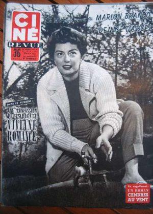 Marlon Brando Danny Kaye Nunnally Johnson Anne Baxter