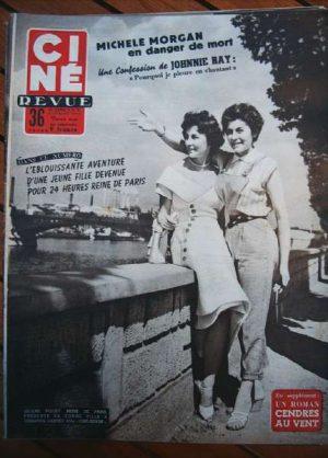 Joan Crawford Jane Wyman Johnnie Ray John Wayne Hondo
