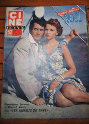 Richard Todd Pier Angeli Rita Hayworth Debbie Reynolds
