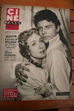 Marilyn Monroe Gerard Philipe Susan Hayward Maria Felix