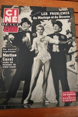 1954 Bing Crosby Vera Ellen Danny Kaye Jack Palance