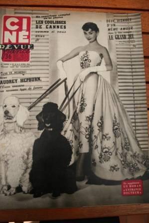 54 Audrey Hepburn Festival Cannes Arlene Dahl Mitchum