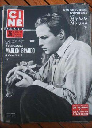 55 Marlon Brando Esther Williams Michele Morgan Grahame