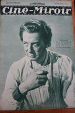 Magazine 1935 Clive Brook Shirley Temple Carole Lombard Claude Rains Milton