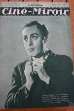 Magazine 1935 Charles Boyer Alice Field Pierre Brasseur Paul Cavanagh