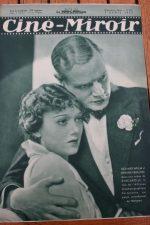 Magazine 1935 Pierre Richard Willm Edwige Feuillere Gary Cooper Kitty Carlisle