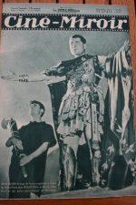 Magazine 1935 Jean Gabin Golgotha Jean Parker Russell Hardie Antonin Berval