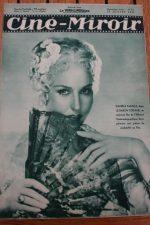 Magazine 1935 Daniele Parola Fred MacMurray May Robson Walt Disney Turandot