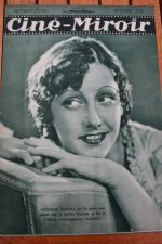 Magazine 1935 Joan Crawford Charles Laughton Elissa Landi Betty Balfour