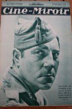 Magazine 1935 Jean Gabin La Bandera Kitty Carlisle Harry Baur Pierre Blanchar