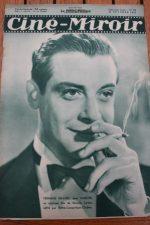 Magazine 1935 Fernand Gravey Jean Gabin Variétés Simone Simon Henry Wilcoxon