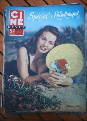 55 Jeanne Crain Olivia De Havilland Maria Felix Sinatra
