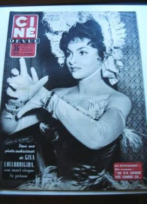 55 Lollobrigida Bela Lugosi Borgnine Betsy Blair Darvi