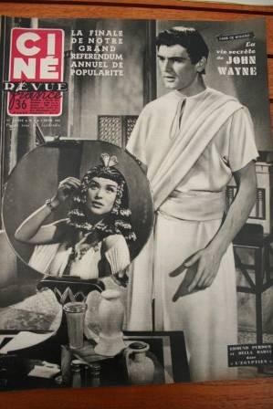 55 Edmund Purdom Bella Darvi Lana Turner Victor Mature