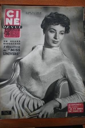 Miss Universe Georges Brassens Audrey Hepburn Tim Hovey