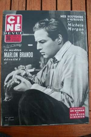 Marlon Brando Simone Simon Sophia Loren Gloria Grahame