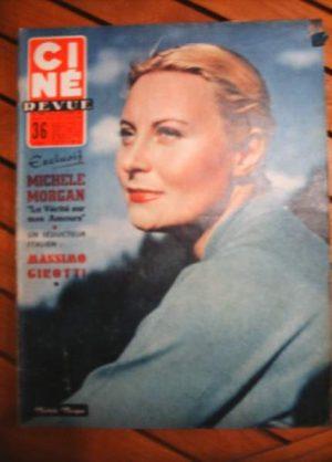 Michele Morgan Marilyn Monroe Ava Gardner Joan Crawford